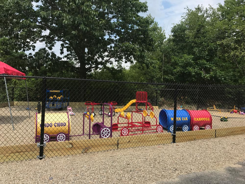 Creative Minds Tyngsboro Playground
