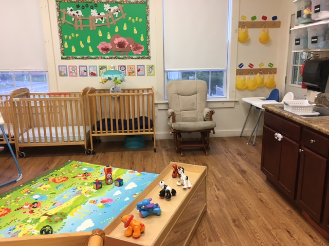 Methuen St Infant Room