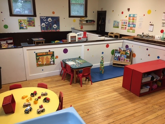 Methuen Street Toddler Room