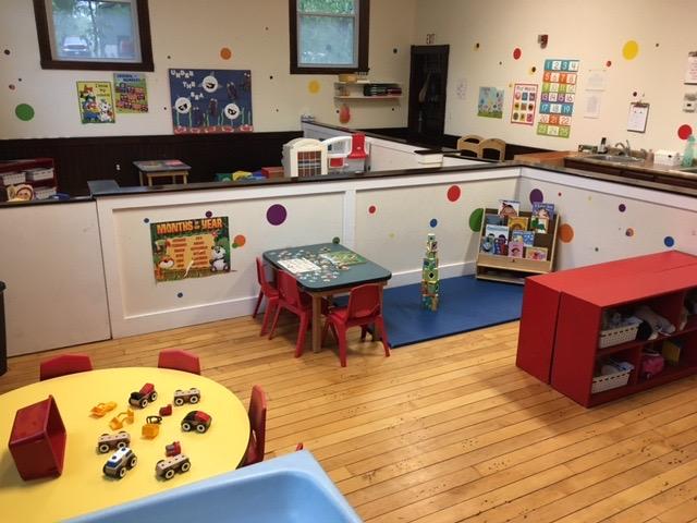 Methuen Street Toddler Room