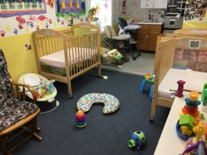Infant Area at Lakeview Ave