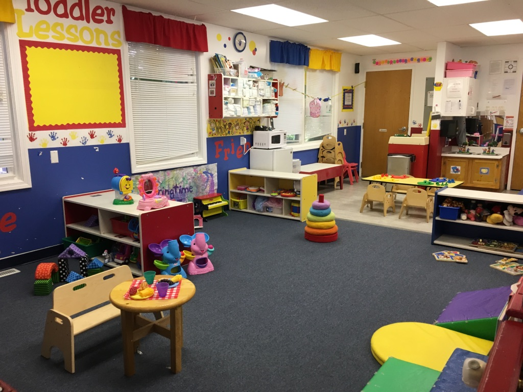 Toddler Area at Lakeview Ave